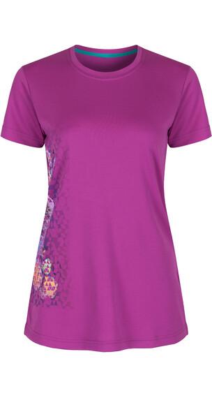 Regatta Fingal II - T-shirt manches courtes Femme - violet